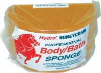Hydra Sponge Co Inc hydra honeycomb professional body sponge for horse - small, 24 ea