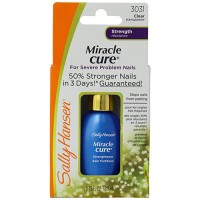 Miracle cure strengthener for nails - 0.45 oz
