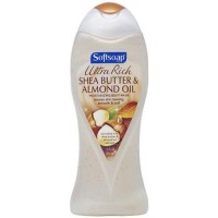 Softsoap ultra rich moisturizing body wash - 15 oz