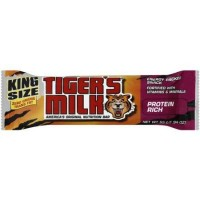 Tiger's Milk Protein Rich King Size Nutrition Bar - 1.94 oz ,12 pack