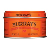 Murrays superior hair dressing pomade - 3 oz