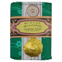 Bee and Flower Jasmine soap - 2.65 oz, 12 pack