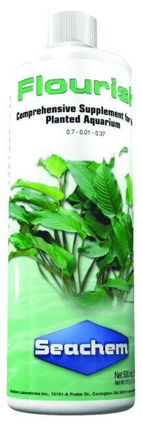 Seachem Laboratories Inc flourish - 500 milliliter, 12 ea