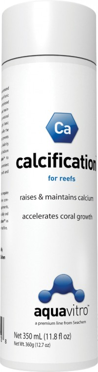 Seachem Laboratories Inc aqua vitro calcification - 350 milliliter, 25 ea