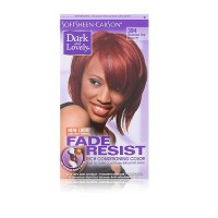 Softsheen Carson dark and lovely hair color, Vivacious red - 1 ea
