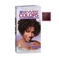 Dark and Lovely Relax And Color Same Day 392 Haircolor, Ebone Brown - 1 kit