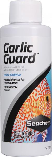 Seachem Laboratories Inc garlic guard flavor enhancer - 100 milliliter, 25 ea