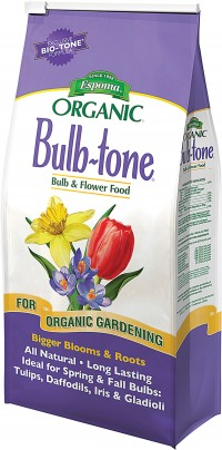 Espoma Company organic bulb-tone bulb and flower food - 18 pound, 105 ea