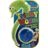 Tricky worm - 6 ea