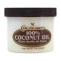 Cococare 100% coconut oil - 4 oz