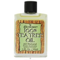 Cococare 100% tea tree oil - 1 oz