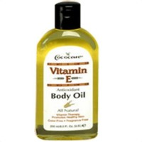 Cococare vitamin E antioxidant body oil - 9 oz