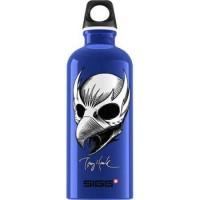 Sigg water bottle tony hawk birdman blue - 0.6 Liters,  6 pack