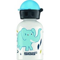 Sigg water bottle elephant family - 0.3 Liters, 6 pack