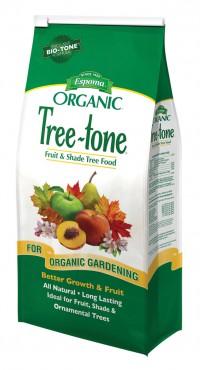 Espoma Company organic tree-tone fruit and shade tree food - 18 pound, 105 ea