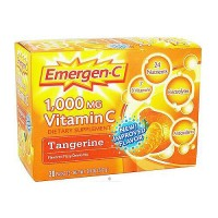 Emergen-C super energy booster tangerine - 30 packets