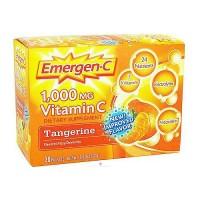 Emergen-C super energy booster tangerine - 30 packets