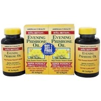 American Health Royal Brittany Evening Primrose Oil - 60 ea, 2 pack