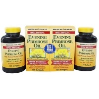 American Health Royal Brittany Evening Primrose Oil - 120 Softgels, 2 Pack