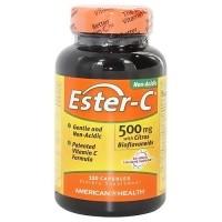American Health Ester C with Citrus Bioflavonoids - 120 Capsules
