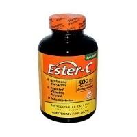 American Health Ester C with Citrus Bioflavonoids - 240 Veg Capsules