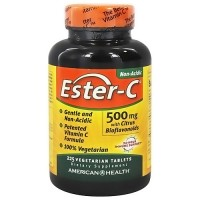 American Health Ester C with Citrus Bioflavonoids - 225 Veg Tablets
