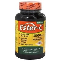 American Health Ester C with Citrus Bioflavonoids - 90 Veg Tablets