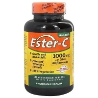 American Health Ester C, 1000 mg - 120 Veg Tablets
