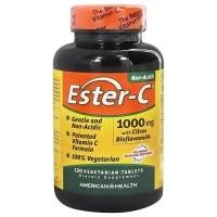 American Health Ester C, 1000 mg - 120 Veg Tablets