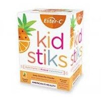 Kids stiks multi andampmineral,punch  -  30 ea