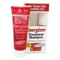 Hobe Labs energizer treatment hair shampoo with Jojoba and Vitamin B-5, 4 oz