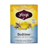Yogi Bedtime Natural Herbal Supplement Tea Bags - 16 ea, 6 pack