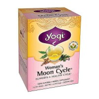 Yogi womens Moon Cycle Herbal Supplement Tea Bags - 16 ea, 6 pack