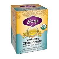 Yogi Comforting Chamomile Herbal Supplement Tea Bags - 16 ea, 6 pack