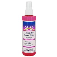 Heritage lavender flower water  -  8 Oz
