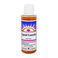 Heritage Lanolin liquid emollient oil and cosmetic base - 4 oz