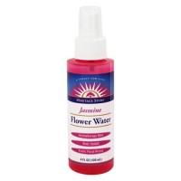 Heritage store flower water aromatherapy mist, jasmine  -  4 oz