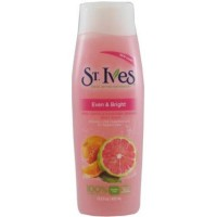 St.Ives exfoliating lemon body wash - 13.5 oz
