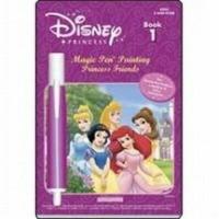 Disney princess friends magic pen bks - 3 ea