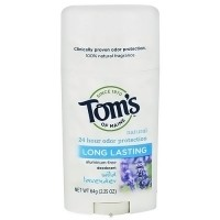 Toms of Maine Natural Long-Lasting Deodorant Stick Lavender - 2.25 oz (64 g)