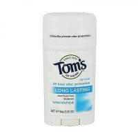 Toms of Maine Natural Long-Lasting Deodorant Stick Unscented - 2.25 oz, 6 pack