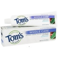 Toms of Maine Whole Care Toothpaste, Winter mint - 4.7