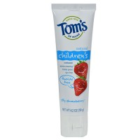 Toms of maine natural children's silly strawberry toothpaste - 4.2 oz