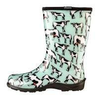 Principle Plastics Inc womens cowbella garden boot - 9, 6 ea