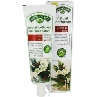Natures Gate Creme de Anise Natural Toothpaste - 6 oz, 6 pack