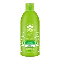 Nature's gate conditioner shine enhancing jasmine and kombucha - 18 oz