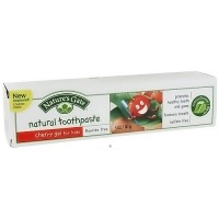 Natures Gate Natural Toothpaste For Kids, Cherry Gel - 5 oz