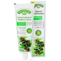 Natures Gate Natural Toothpaste, Wintergreen Gel - 5 oz, 6 pack