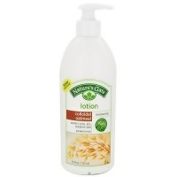 Natures Gate Colloidal Oatmeal Lotion For Itchy Dry Sensitive Skin - 18 oz
