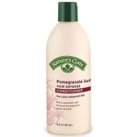 Nature's Gate hair defense hair conditioner - Pomegranate Sunflower - 18 oz